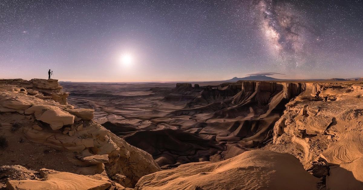 Os vencedores do Concurso de Fotografia de Astronomia de 2018 são de outro mundo