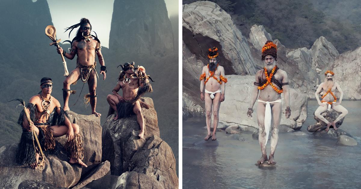 10 fotos de tirar o fôlego de tribos isoladas pelo mundo