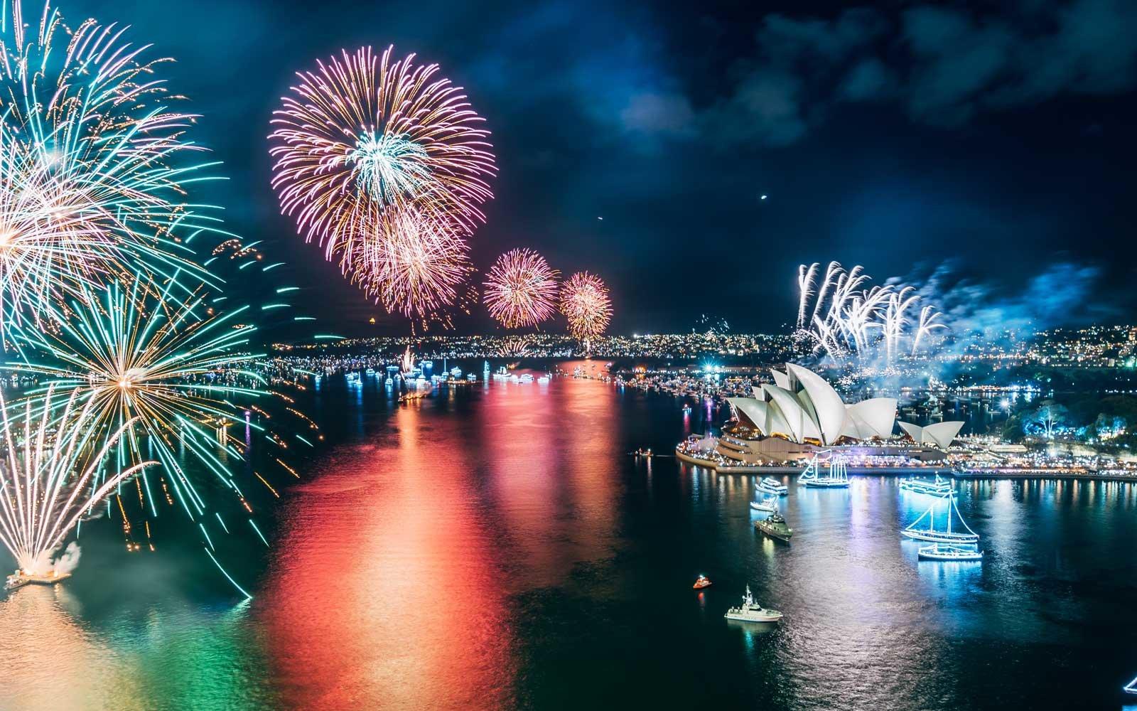 Os 15 melhores lugares para você passar esta virada de Ano Novo