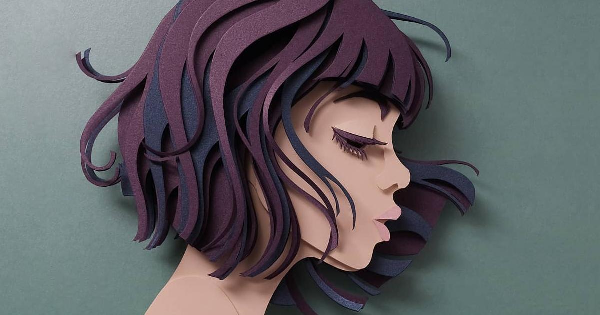Artista mostra suas incríveis habilidades com papel ao recriar personagens famosos da cultura pop