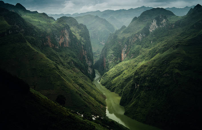 12 fotos do Vietnã que mostram a beleza exótica do país