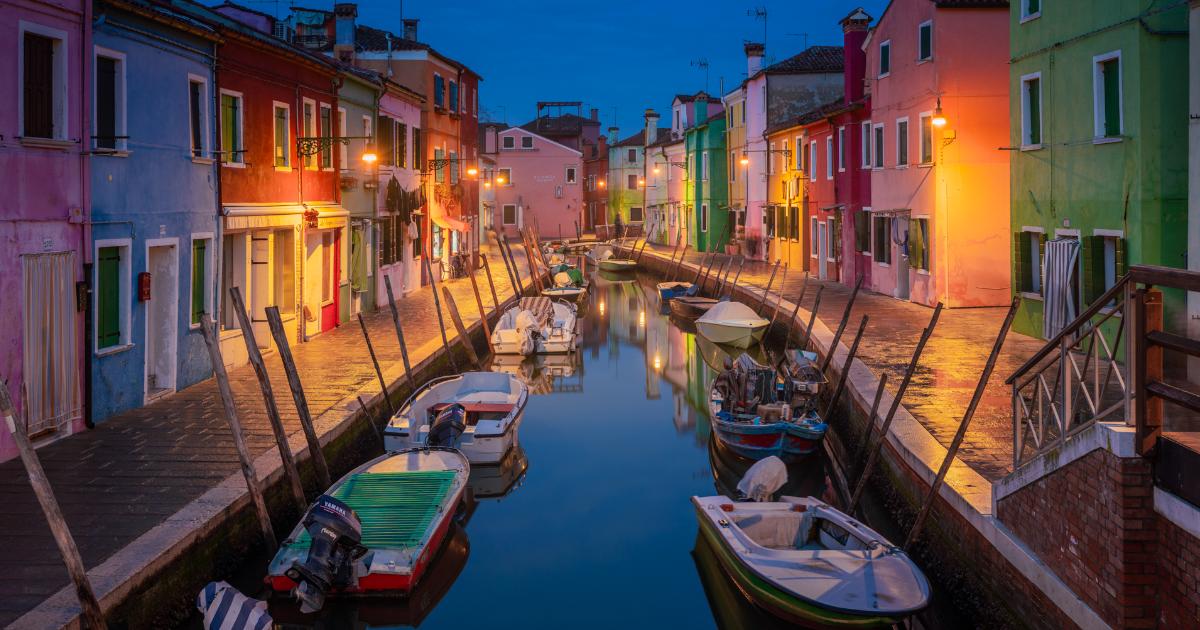 Se você pensa em visitar Veneza um dia, vá no inverno para fugir das multidões malucas (20 fotos)