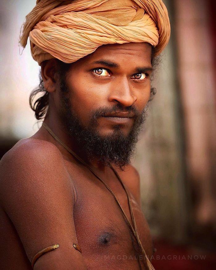 Fotógrafo polonês viaja pela Índia para mostrar como é incrivelmente bela a população local