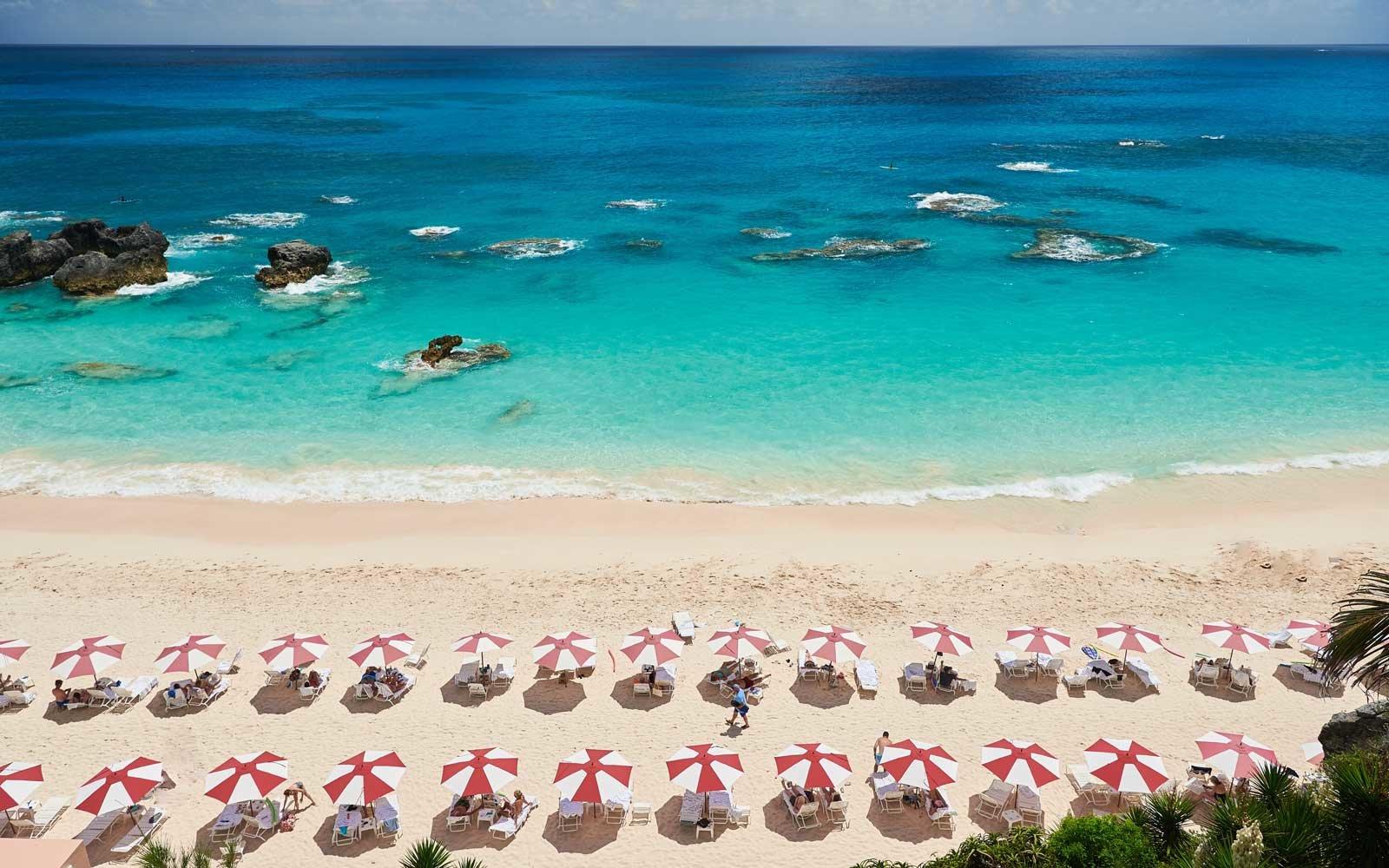 Os 25 melhores hotéis resorts no Caribe, nas Bermudas e nas Bahamas