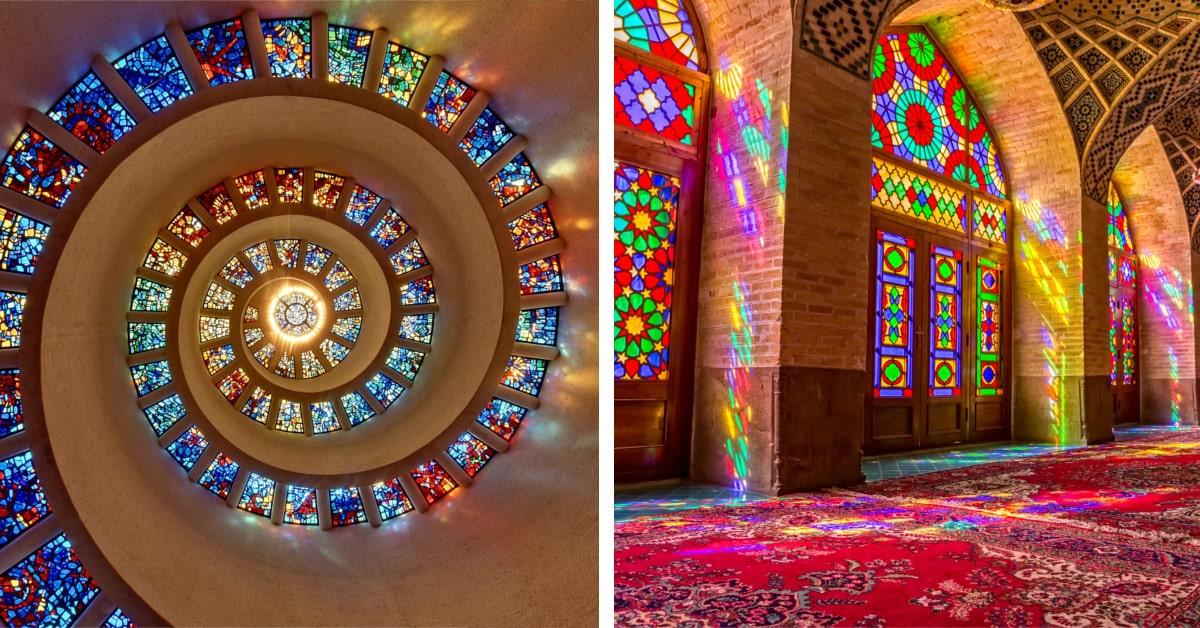 7 dos mais esplêndidos vitrais do mundo