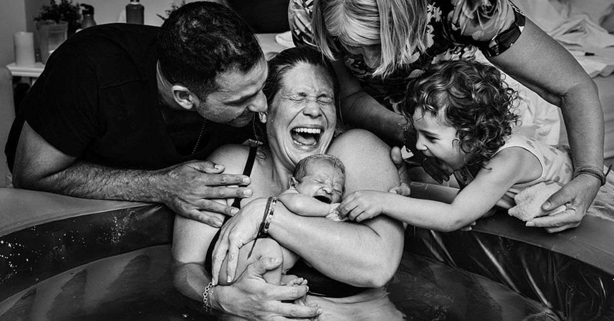 Os 21 vencedores do Concurso de Fotografia de Nascimento de 2019 capturam a emoção e a beleza do parto