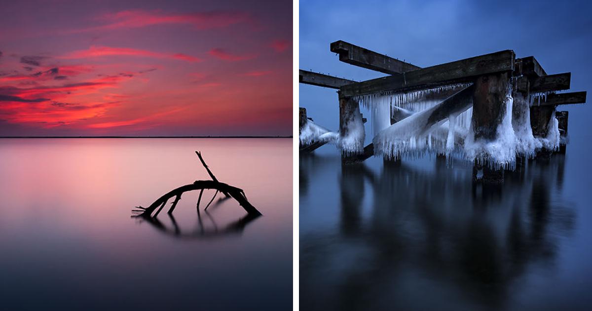 Fotógrafo passou 10 anos capturando o mar Báltico, e aqui estão suas 15 melhores fotografias