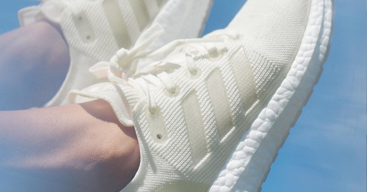 Adidas anuncia o primeiro tênis de corrida 100% reciclável