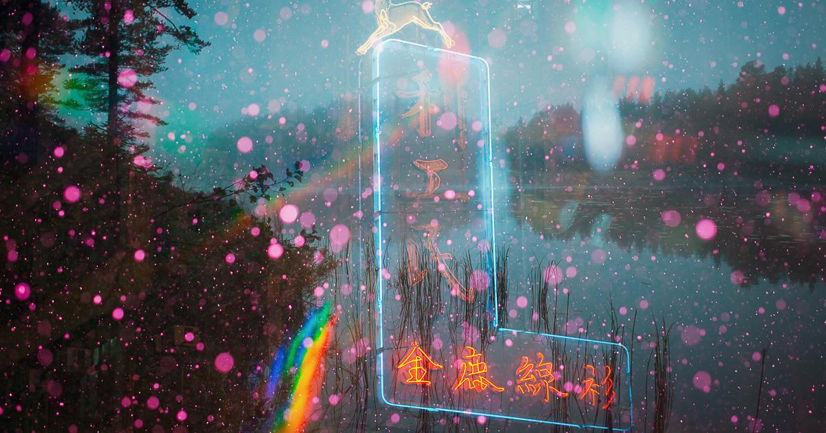 Da Finlândia para Hong Kong uma viagem entre luzes néon e a natureza