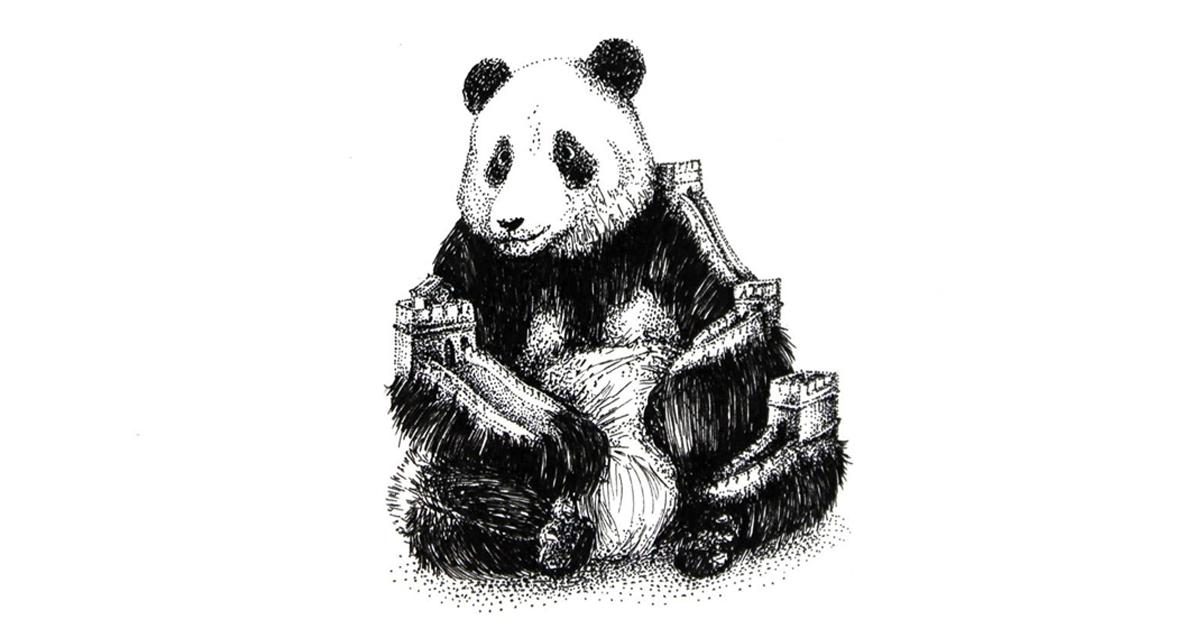 12 ilustrações que combinam animais e arquitetura por um ex-arquiteto