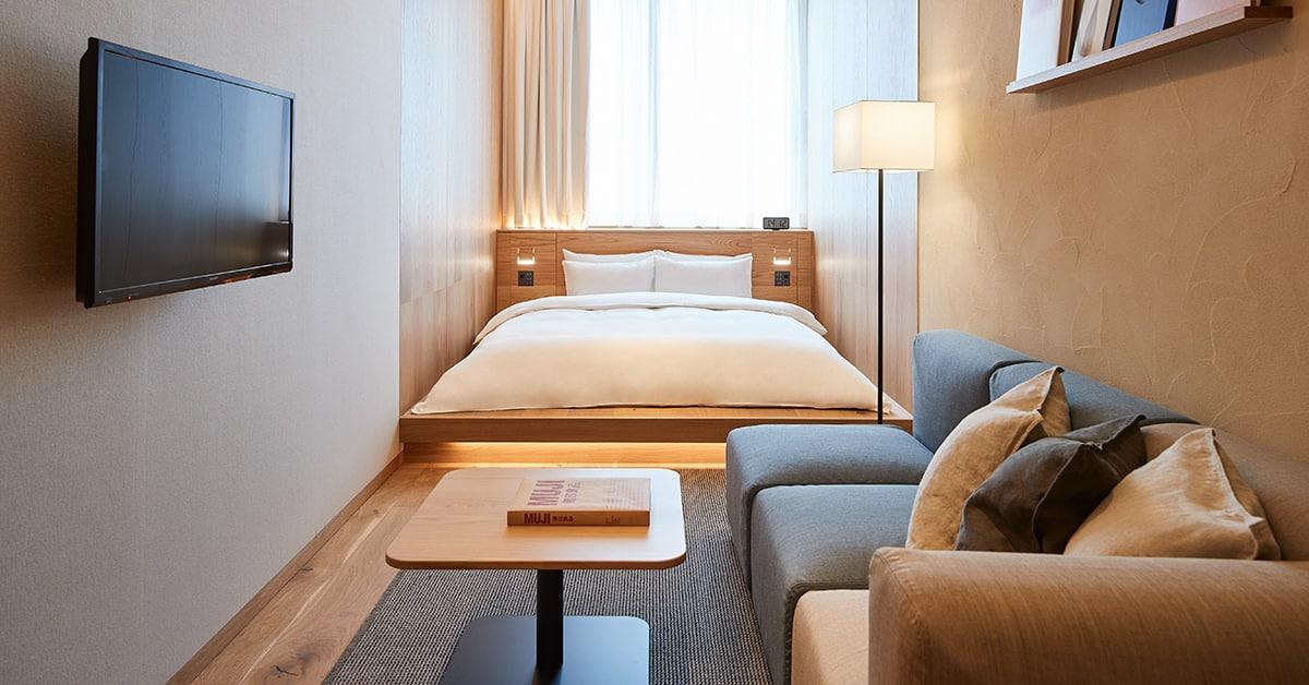 Com um design simples e sustentável, este hotel em Tóquio é o sonho de qualquer minimalista