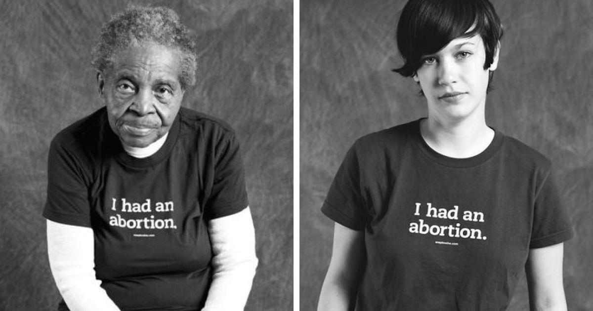 Série mostra retratos de 17 mulheres que fizeram abortos e suas histórias incríveis