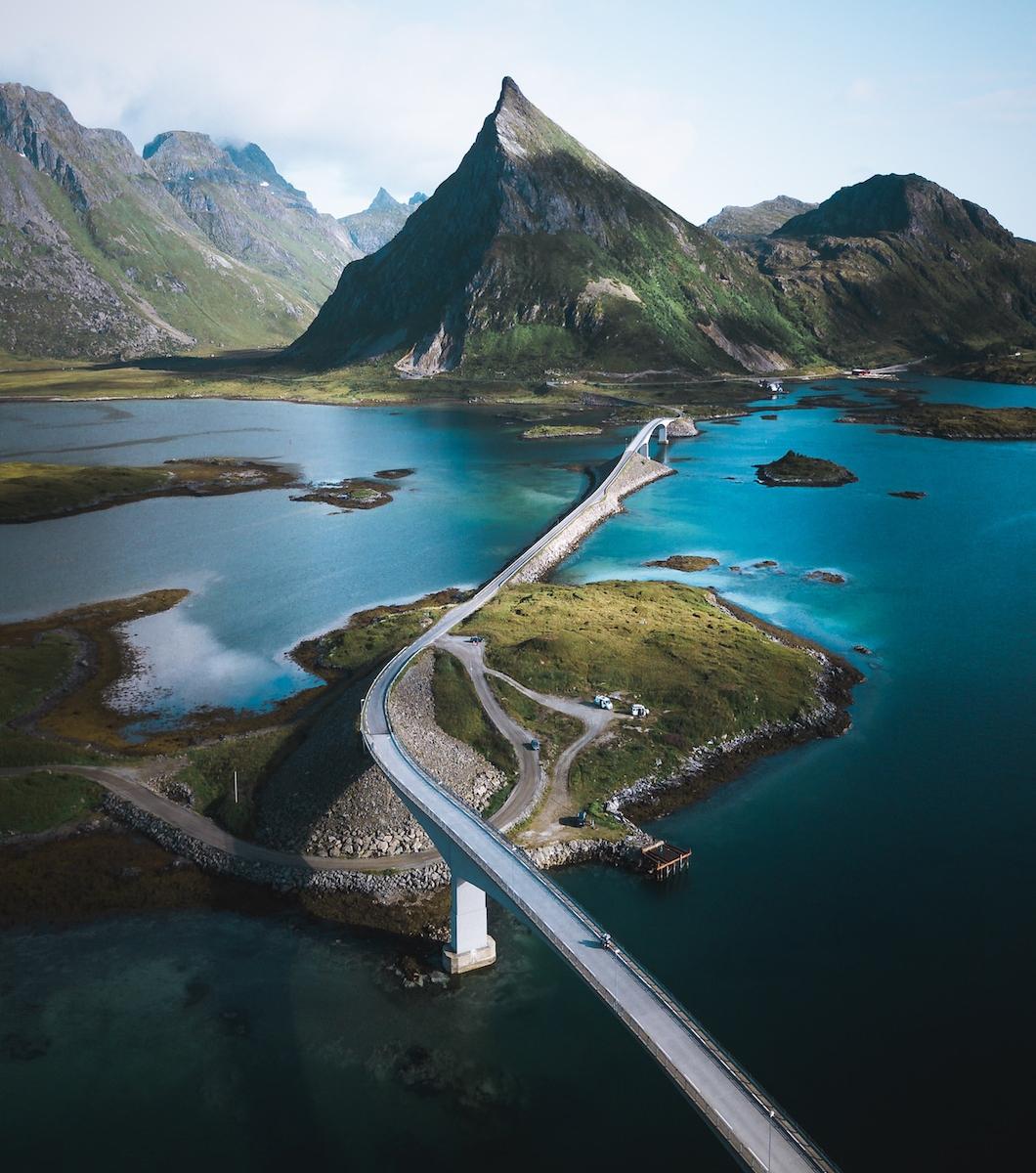 Fotografias capturam a beleza magnética das maravilhas naturais da Noruega