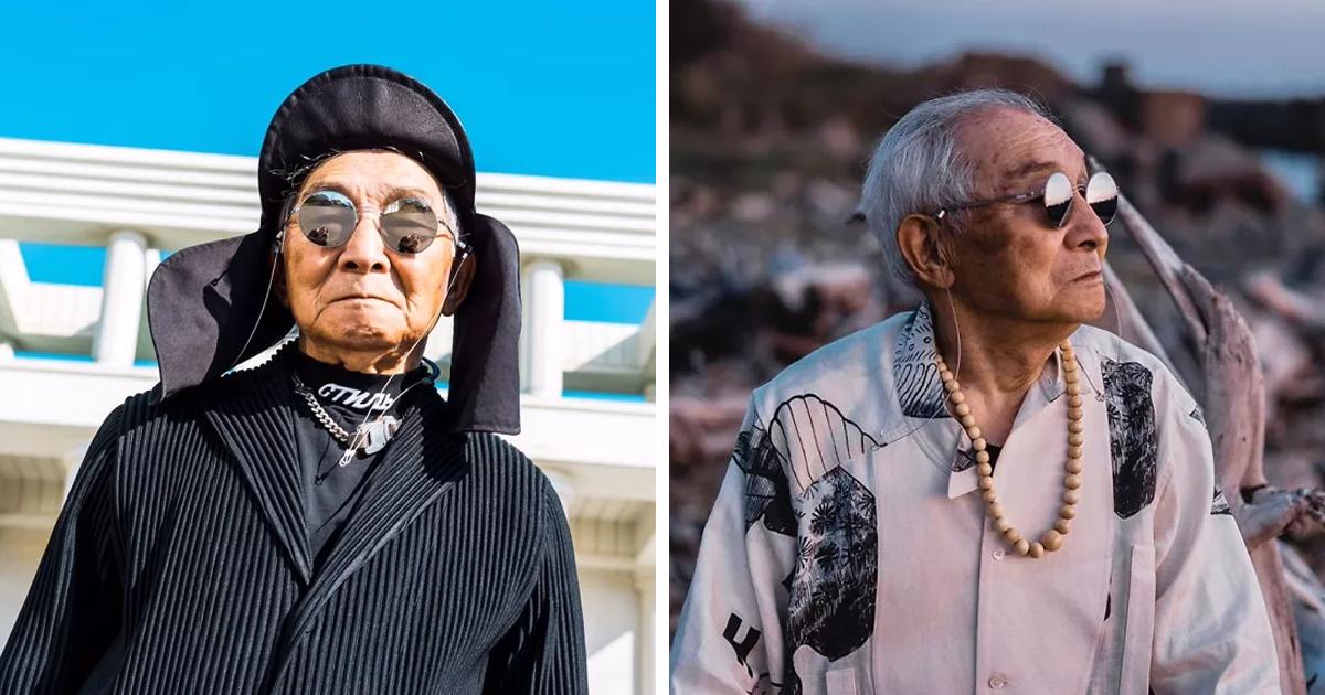 Esse é o segundo melhor avô das redes sociais (o primeiro ainda é o o vovô do Slime)