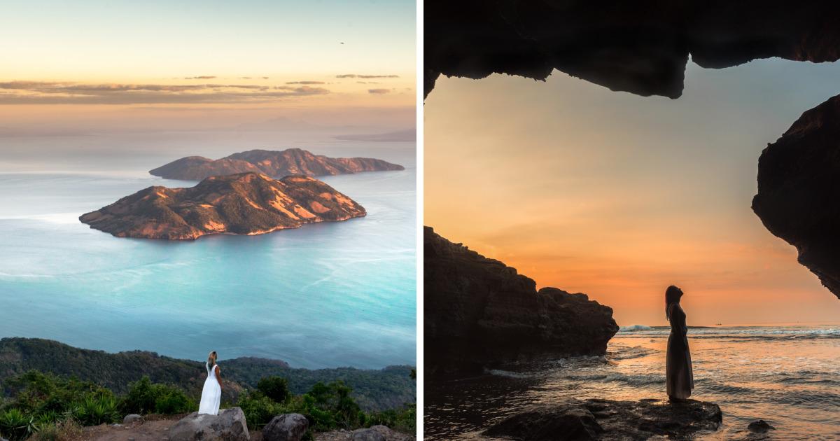 Fotógrafa viaja o mundo para capturar os 26 nasceres e pores do sol mais bonitos de todos