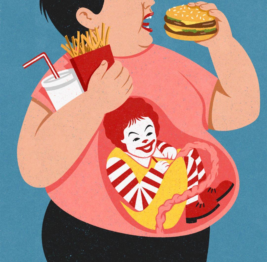 11 ilustrações impressionantes e ao mesmo tempo muito provocantes