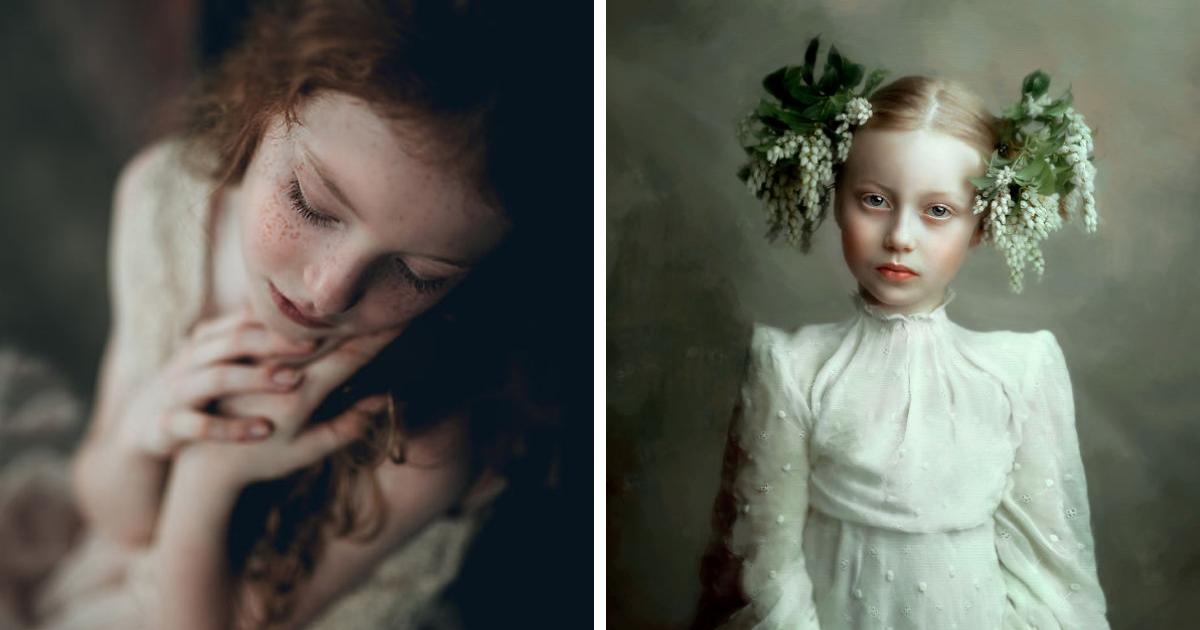 15 dos melhores retratos infantis vencedores do Concurso de Fotografia Infantil