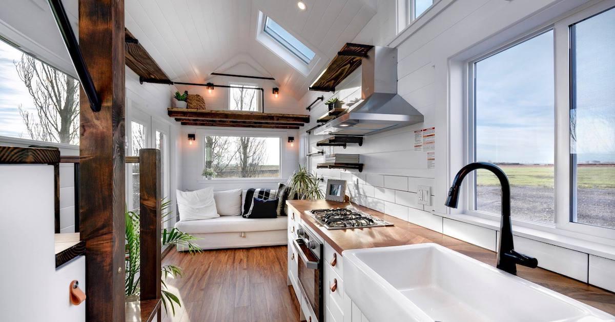 Esta casa rústica sobre rodas vai ser o motor home mais elegante que você já viu
