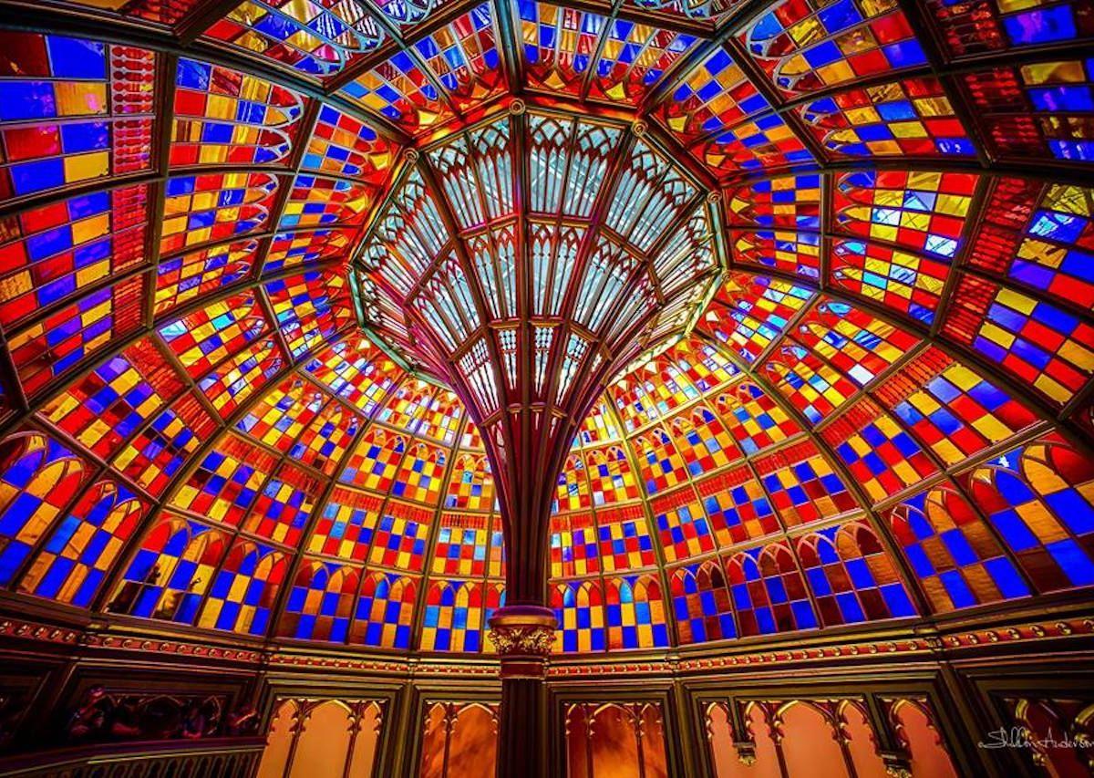 Os 11 tetos de vidro mais belos do mundo. E o primeiro da lista é no Brasil!