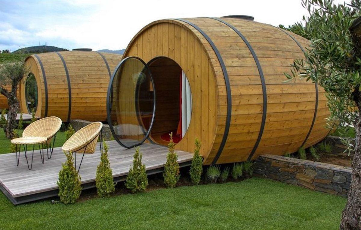 Os 7 melhores hotéis do mundo para os amantes de vinho