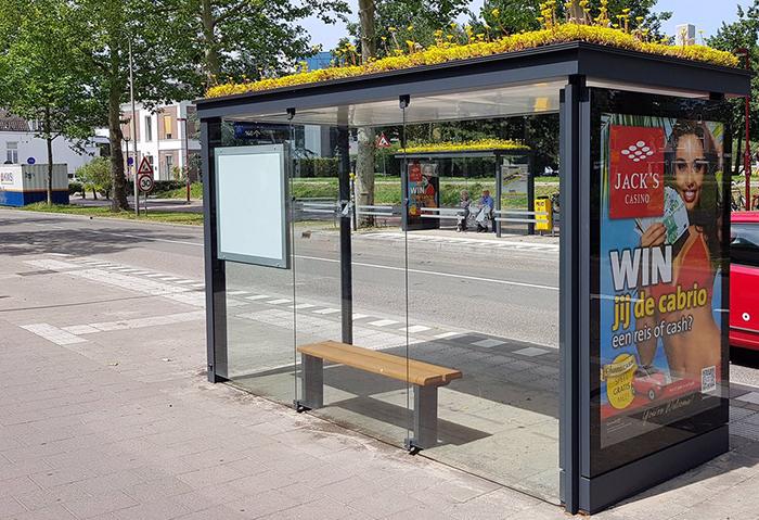 """Holanda transforma 316 pontos de ônibus em """"pontos de abelhas"""""""