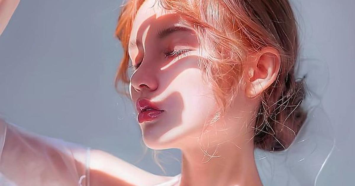 15 retratos hiper-realistas pintados digitalmente