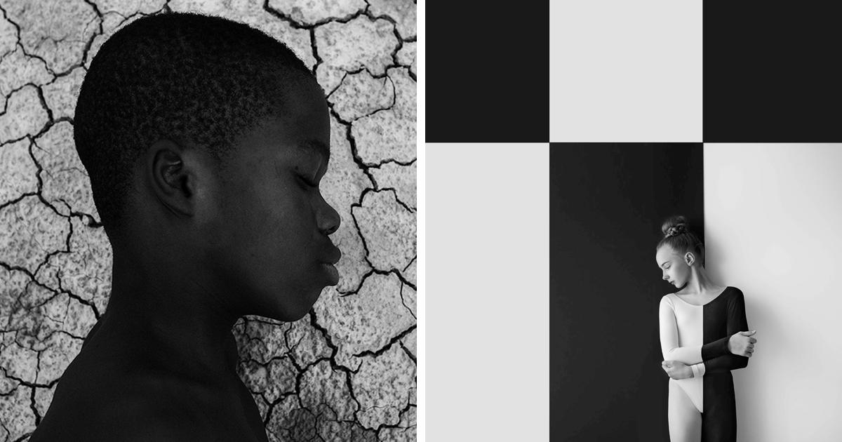 13 fotografias surpreendentes do concurso B&W Child Photo Competition de 2019