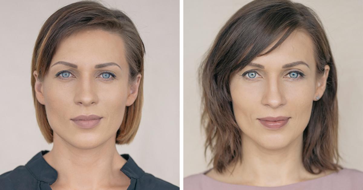 33 mulheres fotografadas antes e depois da maternidade