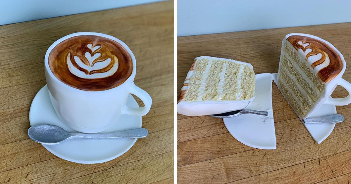 Confeiteiro faz bolos hiper-realistas que farão você olhar duas vezes