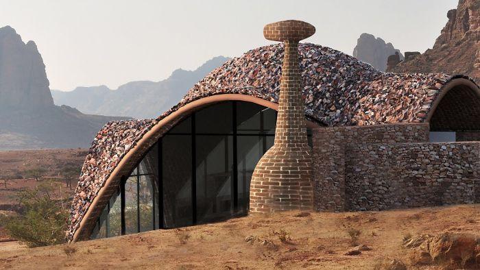 Homem disse que a arquitetura africana não é mostrada em comparação com a europeia e a asiática, e publicou 44 belos exemplos