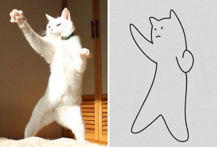 Uma conta no Twitter publica 'Animais mal desenhados' e aqui estão 37 dos mais engraçados