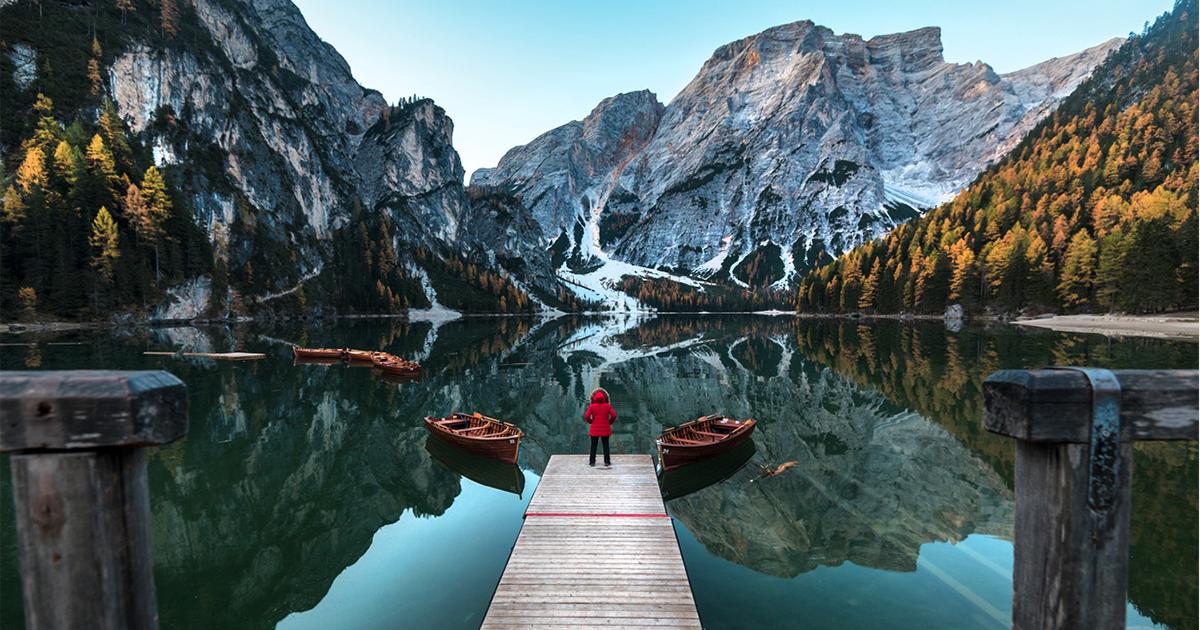 26 fotografias que capturam a beleza das Dolomitas nos Alpes italianos