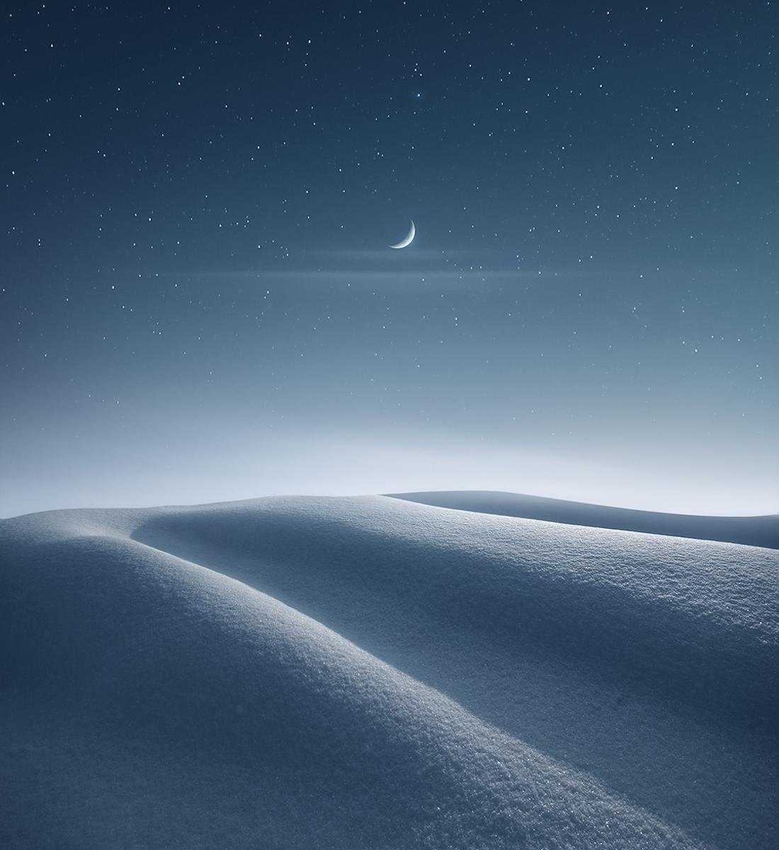 Paisagens meditativas visualizam a beleza tranquila do silêncio