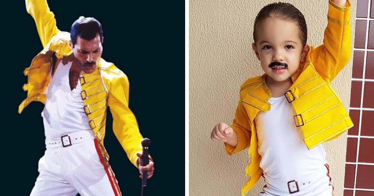 Esta cosplayer brasileira de 4 anos consegue se transformar em qualquer personagem