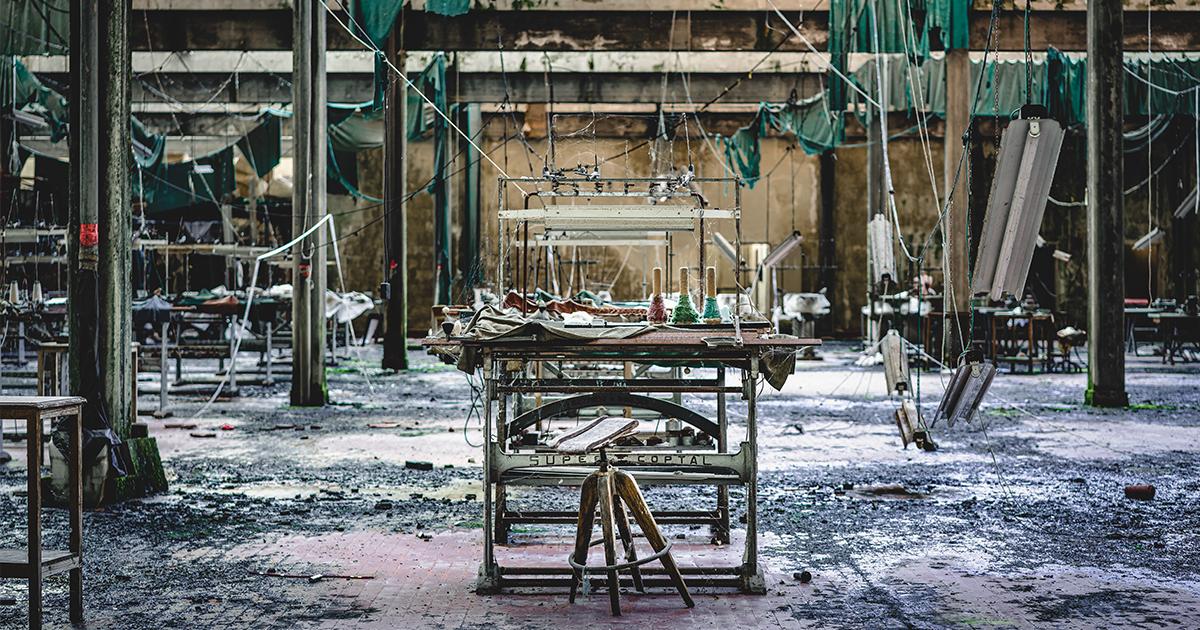 Aqui estão 33 dos lugares mais abandonados e assombrosos do mundo