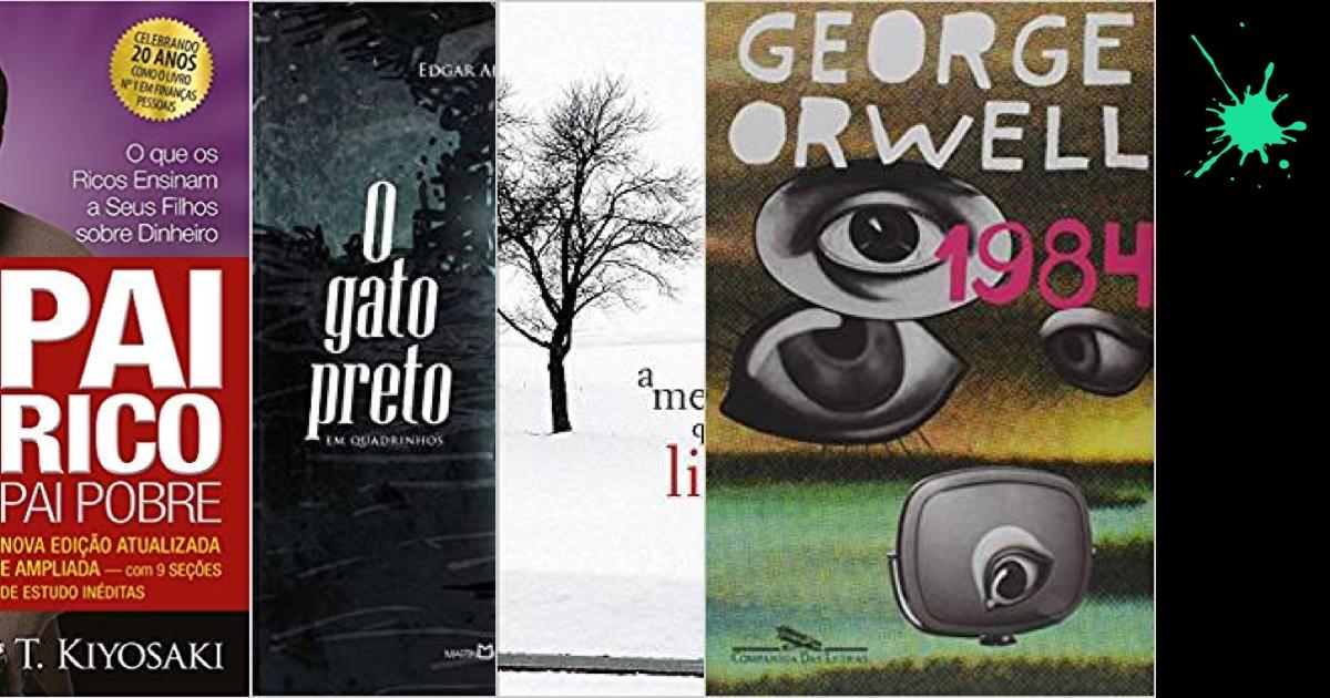20 Livros Que Você Precisa Ler Antes Dos 30 Anos