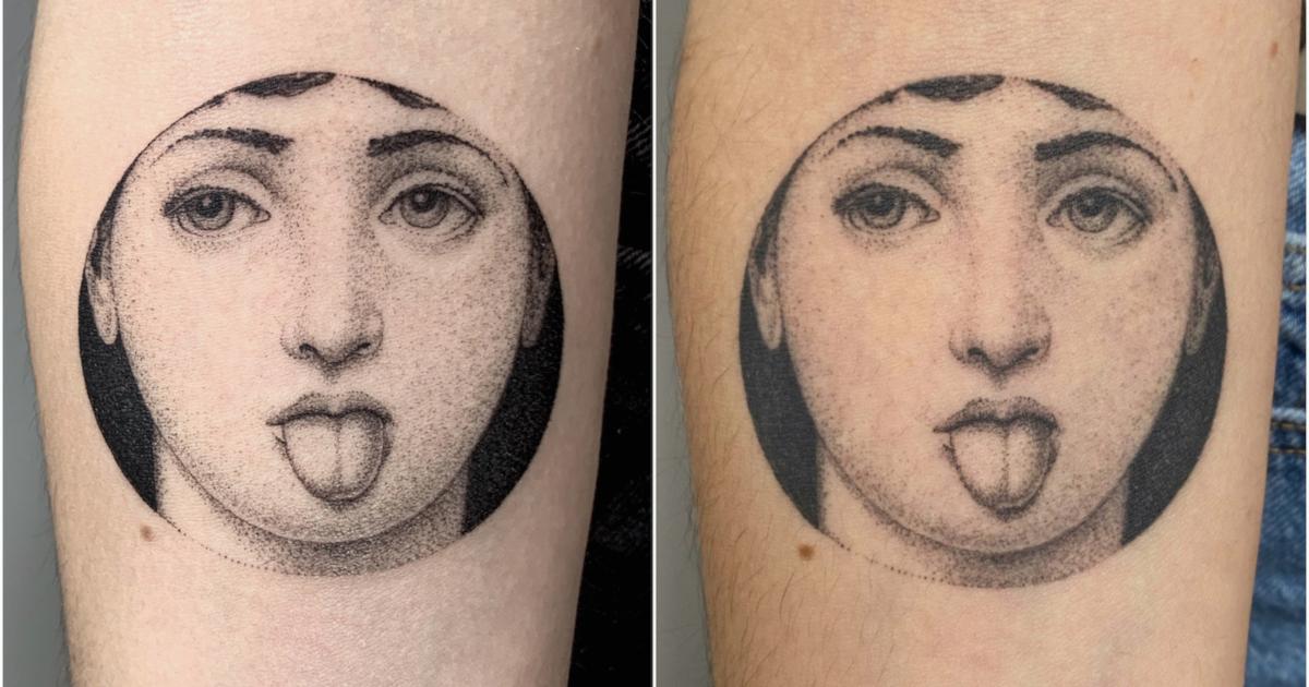 11 Tatuagens Surreais E Criativas Desta Tatuadora Especialista Em Linhas Finas E Dotwork