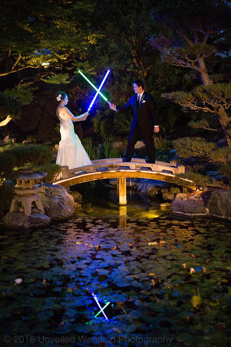 As Fotos Deste Casamento Temático De Star Wars Estão Viralizando Na Internet