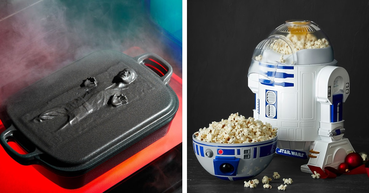 24 Acessórios Criativos De Cozinha Do Star Wars Que São Divertidos E Funcionais