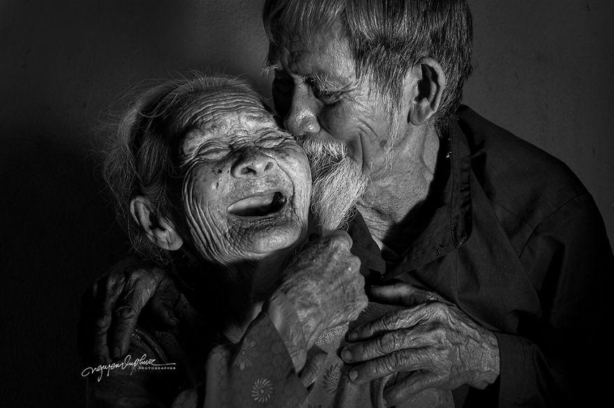 15 Fotografias De Uma História De Amor No Vietnã Que Vão Te Emocionar