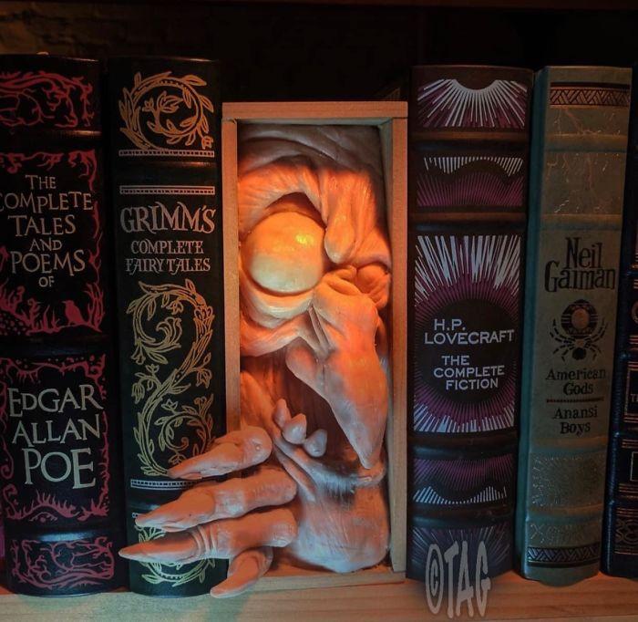 33 Inserções De Estante De Livros Que Todo Amante De Livros Vai Adorar