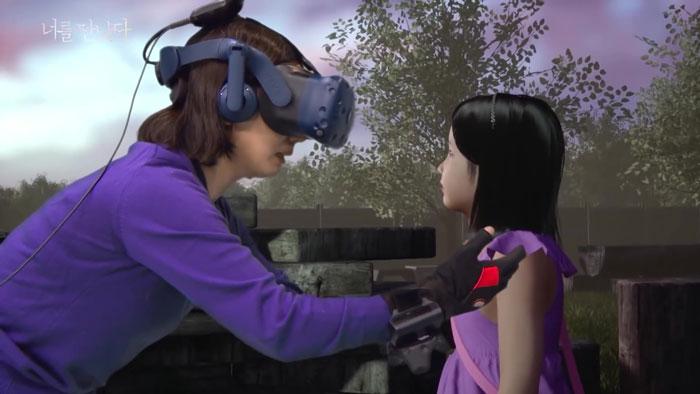 Mãe De Luto Se Reúne Com Filha Falecida Através Da VR (Realidade Virtual)