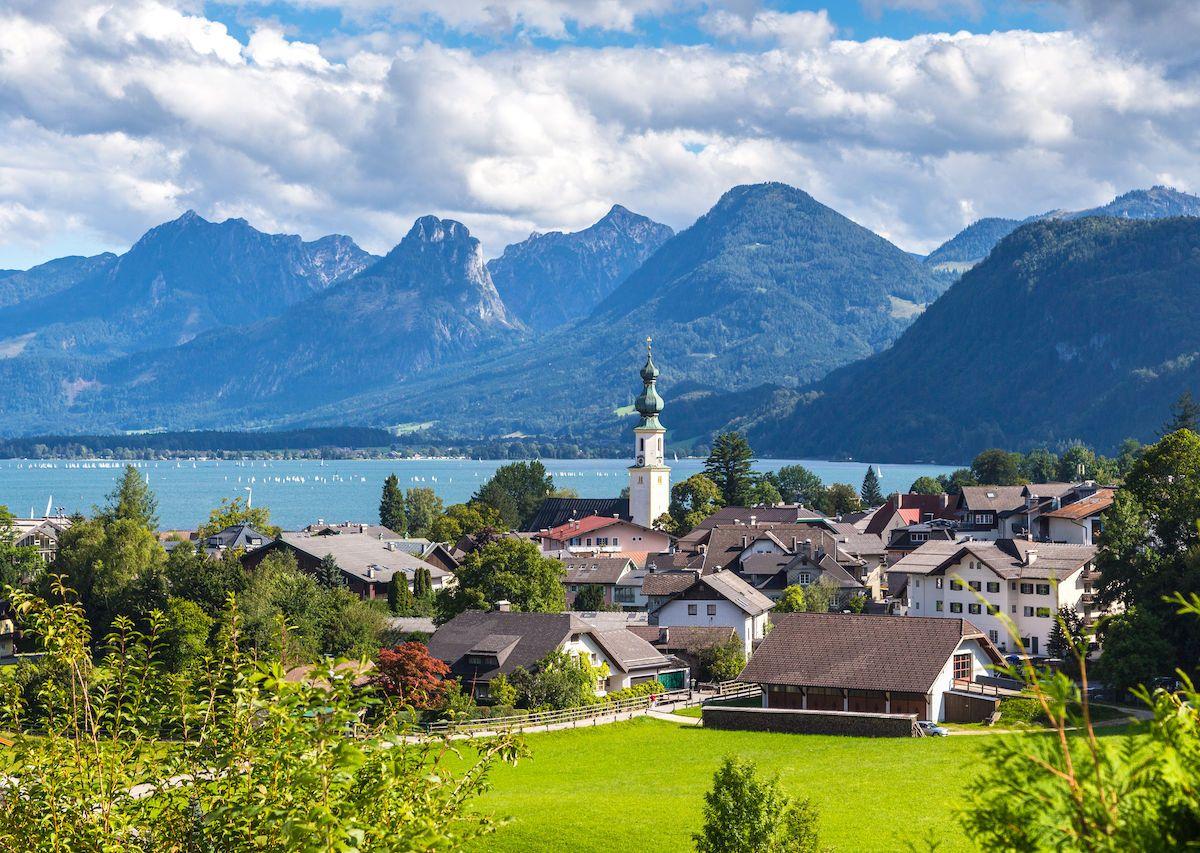 7 Vilas Austríacas Que São Tão Bonitas Quanto Um Conto De Fadas