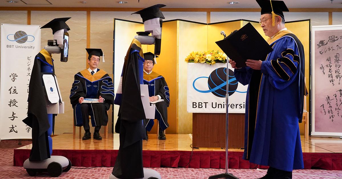 Universidade Japonesa Encontra Solução Genial Para Sua Cerimônia De Graduação Durante A Pandemia Do Coronavírus