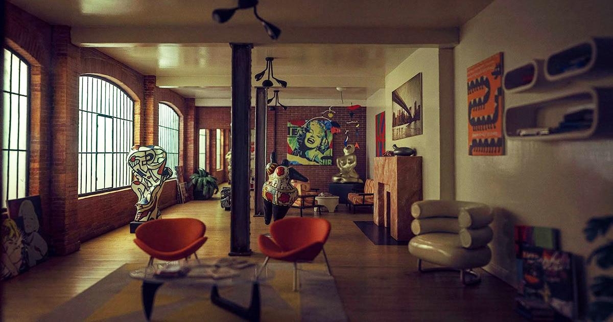 Estes 20 Interiores Em Miniatura Foram Meticulosamente Criados E São Tão Realistas Que Não Parecem De Mentira
