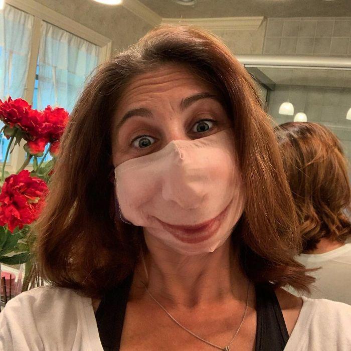 14 Máscaras Faciais Personalizadas Assustadoras E Engraçadas