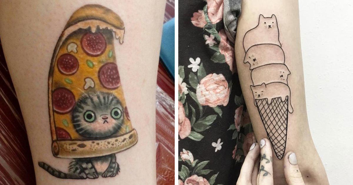 102 Tatuagens De Gatinhos Absolutamente Incríveis E Criativas