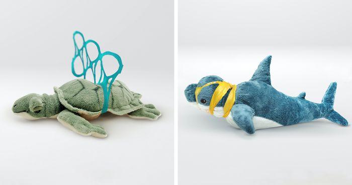 Estudantes Sugerem Que Loja Use Brinquedos Em Campanhas De Conscientização Do Meio Ambiente