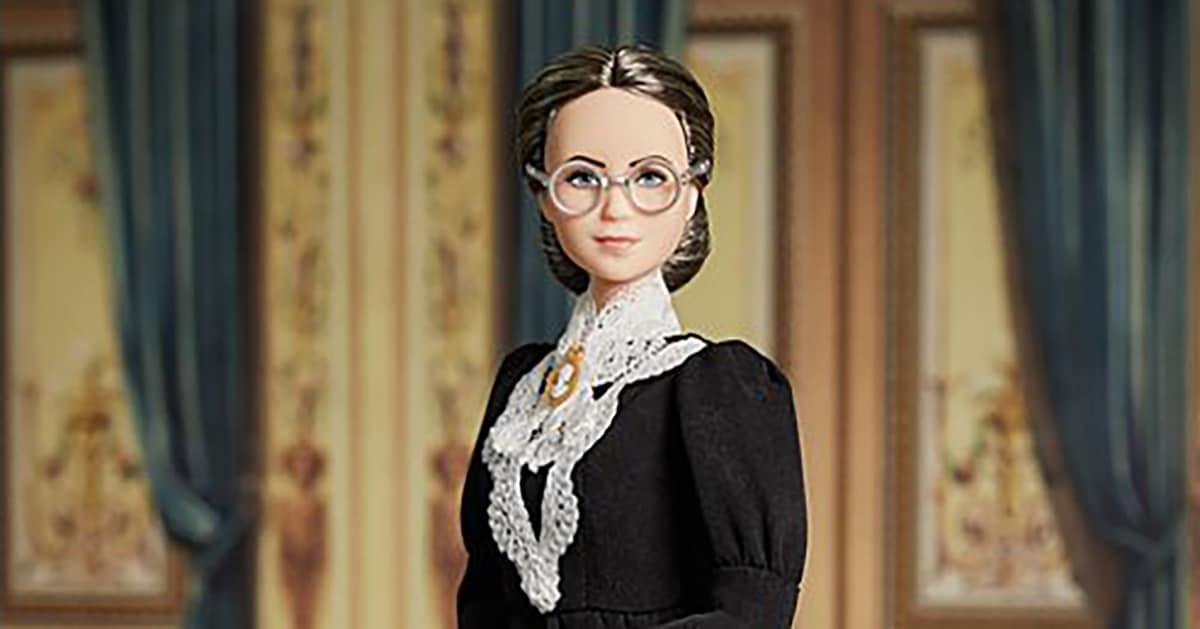 Mattel Apresenta Susan B. Anthony Como Barbie Para Celebrar As Mulheres Eleitoras
