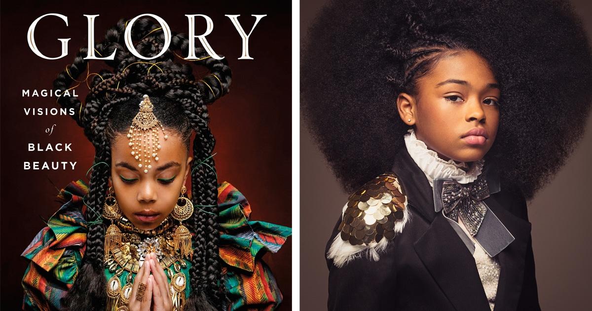 Fotógrafos Celebram A Beleza Negra Com Retratos Inspiradores De Crianças